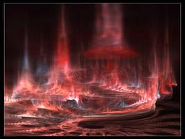 Journey through Hell by travmanx