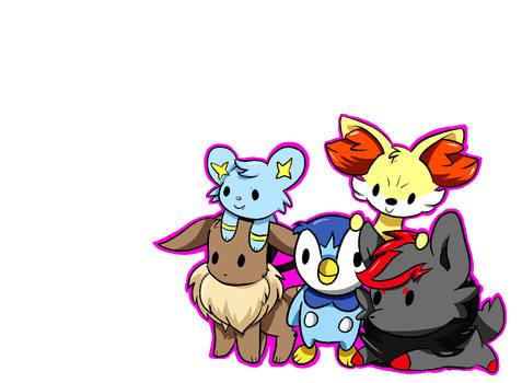 Pokemon Team Zoruanna