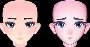 Tda face edit DL