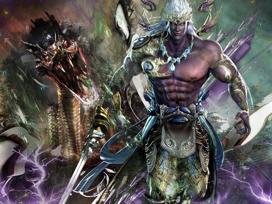 Warriors Orochi 3 Wallpaper