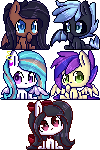 Pixel Icon Commissions