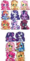 Blink Pixel Icons MLP [FREE to USE]