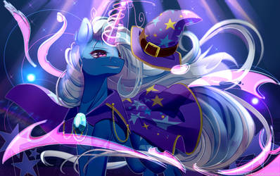 The great and powerful Trixie!!11!!!! by TogeticIsa