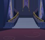 Twilight's castle background