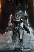 S.K.Robot by iRj