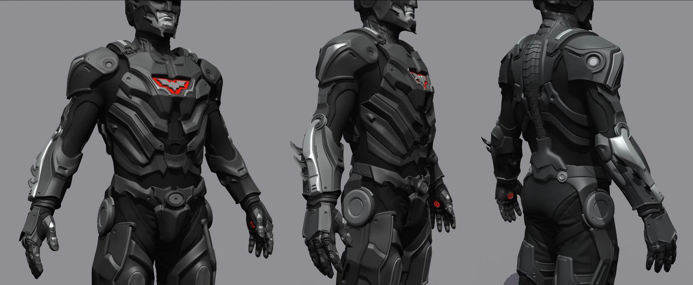 Ironbatman 06 by iRj