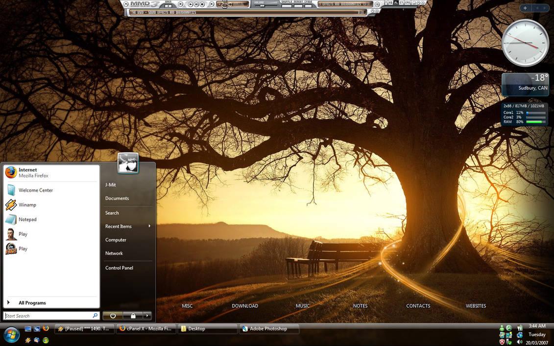March 20th '07 -Windows Vista