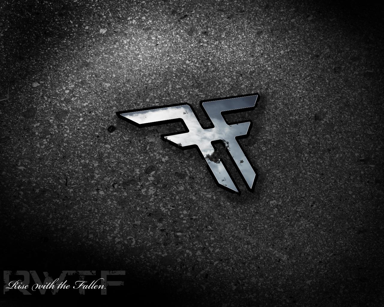 Fallen RxWxTxFx by adrak on DeviantArt Fallen Shoes Logo Wallpaper