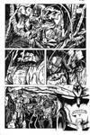 Beast Wars pg 1 Inks