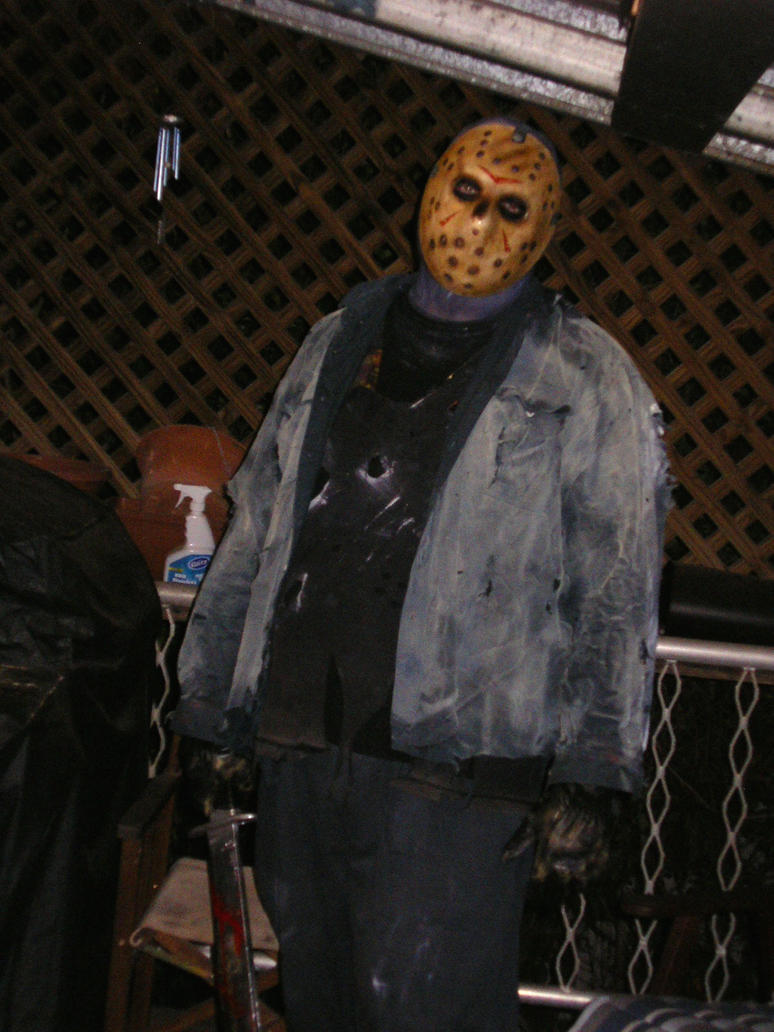 jason halloween costume 2 by andrewhobart