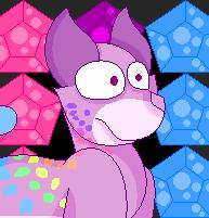 Woah YCH 1: Spork by MonsterMomma
