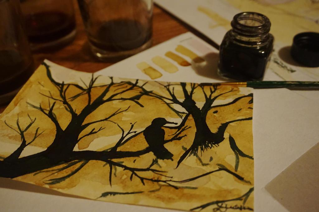 Raven by DDimitrova