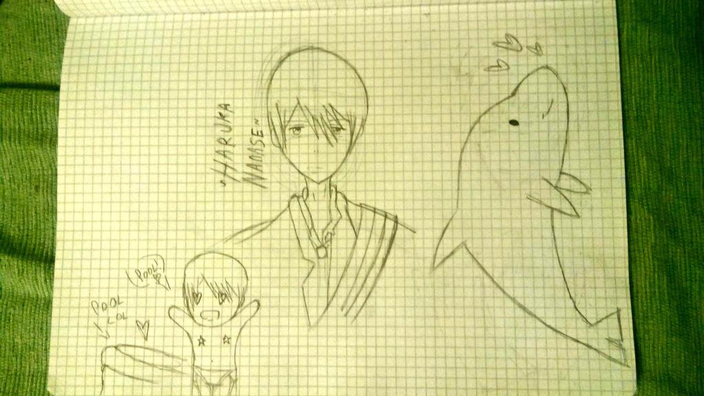 Random Sketch~ by hetalia-fanart