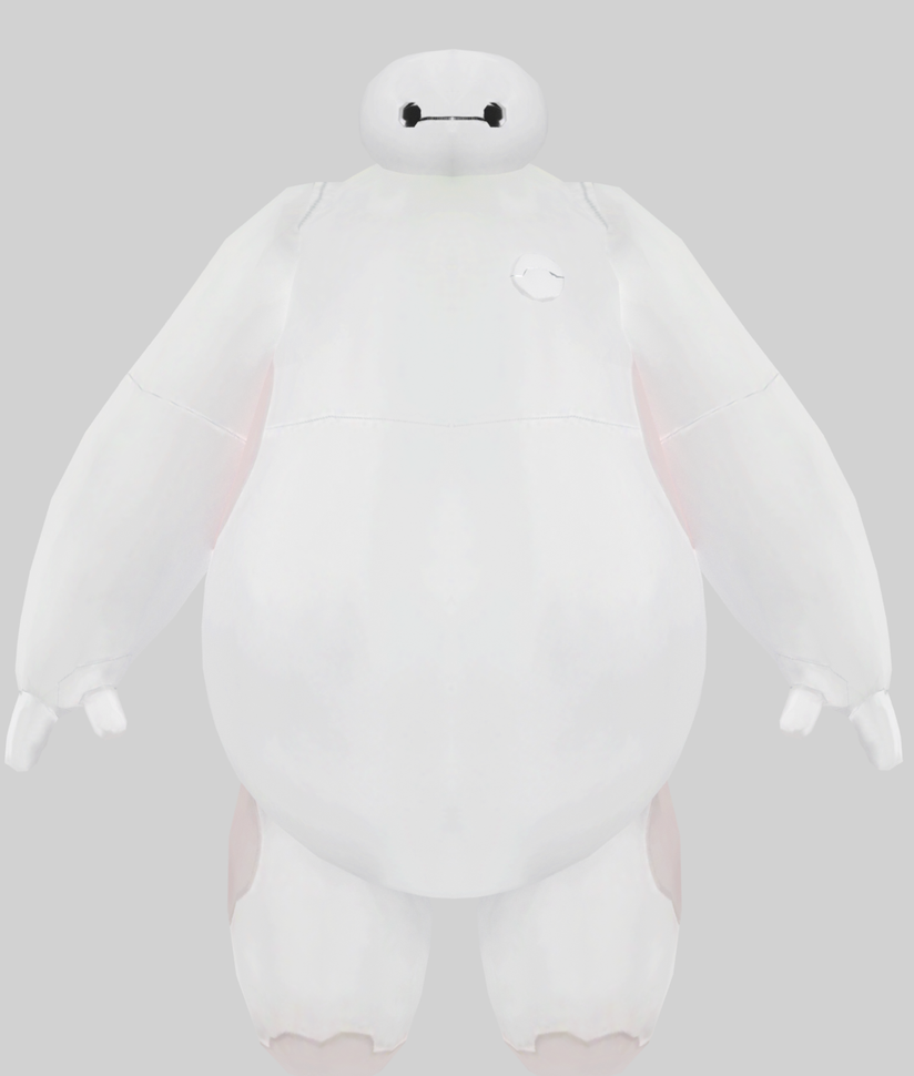 Another Baymax by hetalia-fanart