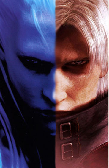 Devil may cry dante vergil by blondanime on deviantart devil may cry dante vergil by blondanime voltagebd Images