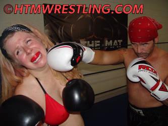 Mixed Boxing Monday  by BoxingDarrius