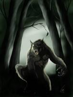 Werewolf by MillenniumPainter