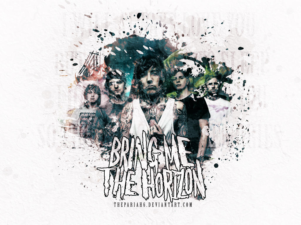 Bring Me The Horizon Wallpaper By Thepariah6 On Deviantart