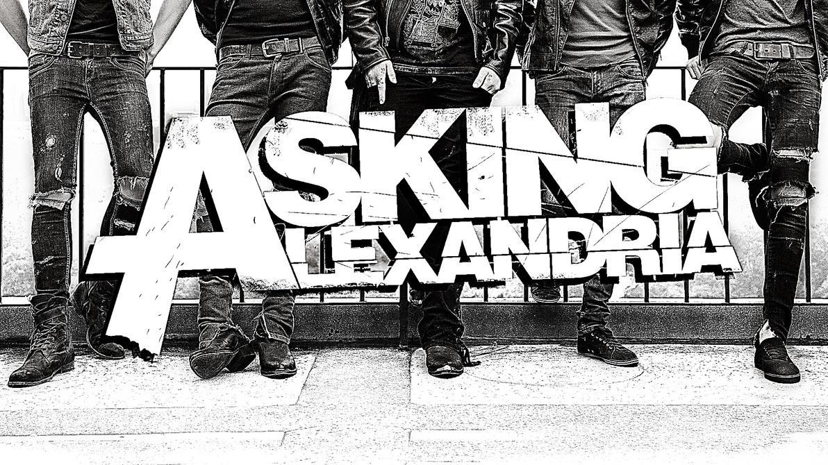 asking alexandria wallpaper iphone 6
