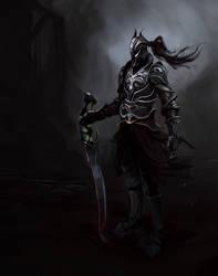 Dark Fantasy Armor Design