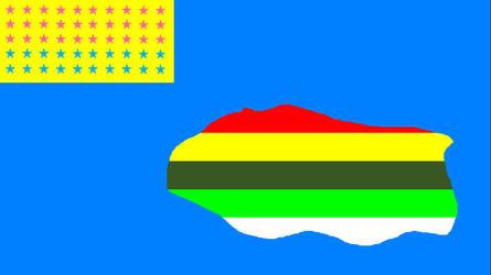 S.N.A.K.E flag by EpicKCO1Gamer