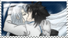 :: MF Stamp :: ShiroAki Kiss 1 by Yami-Kaira