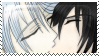 :: MF Stamp :: ShiroAki Kiss 2 by Yami-Kaira