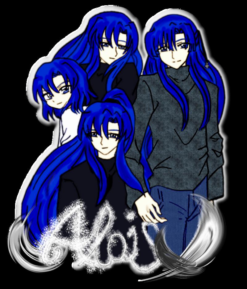 +Angeles Vs Demonios, Alois+
