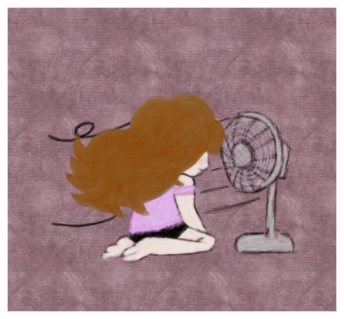 Que Calor Tengo