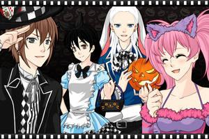 - Manga creator Halloween Special - MF version by Yami-Kaira
