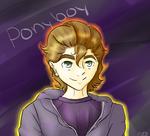 Ponyboy Curtis--Outsiders