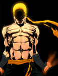 I - is for Iron Fist