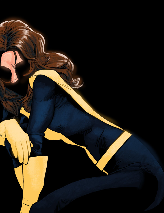 S - is for Shadowcat