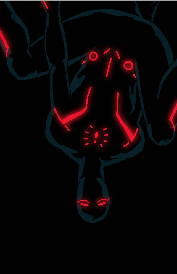 Spiderman tron by anklesnsocks