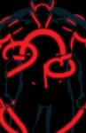 Omega Red tron