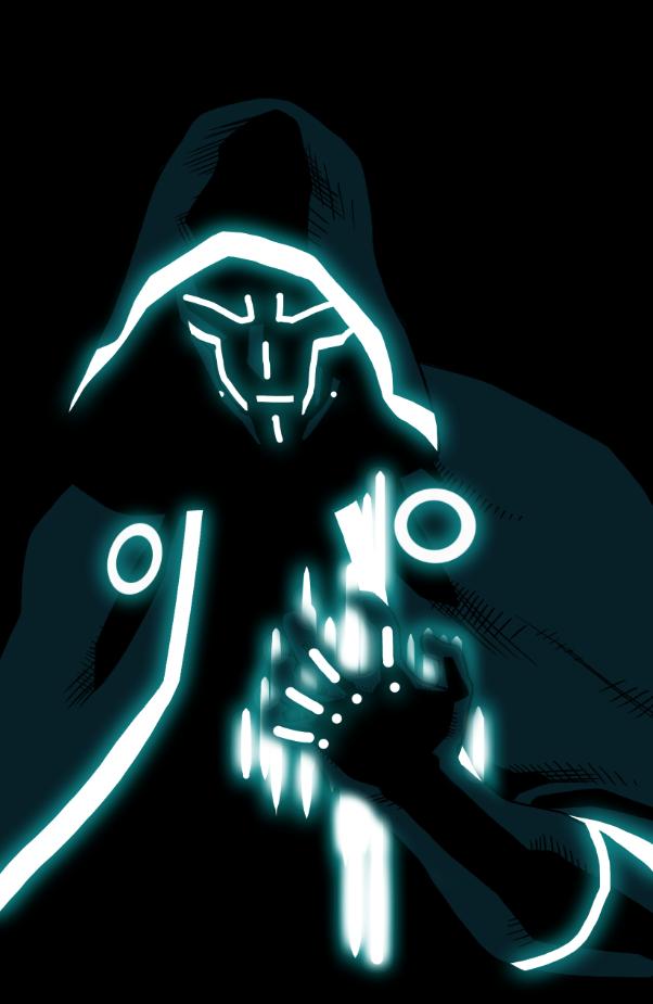 Doom tron by anklesnsocks