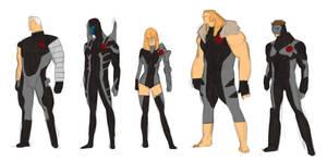 savage x-force designs