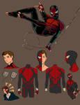 P:R Spiderman redesign