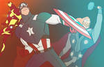 Marvel Trinity - Animated