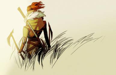 the hunters - breaker