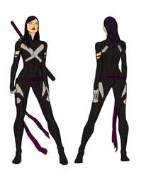 Uncanny X-force Vol. 2 - Psylocke