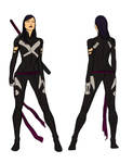 Uncanny X-force Vol. 2 - Psylocke