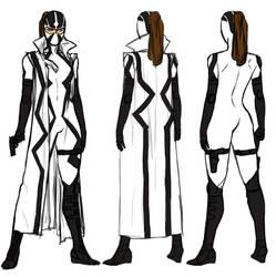 Uncanny X-force Vol 2 Lady Fantomex