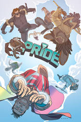The Pride #6 by anklesnsocks