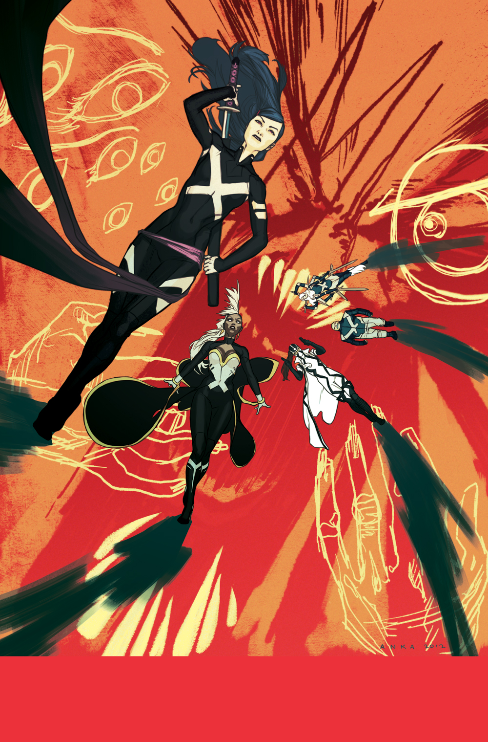 Uncanny X-force #05
