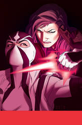Uncanny X-force #8 cover