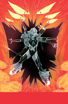 UNCANNY X-FORCE #11 cover