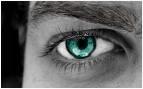 Finnick's Eye by Pi-e-Lady