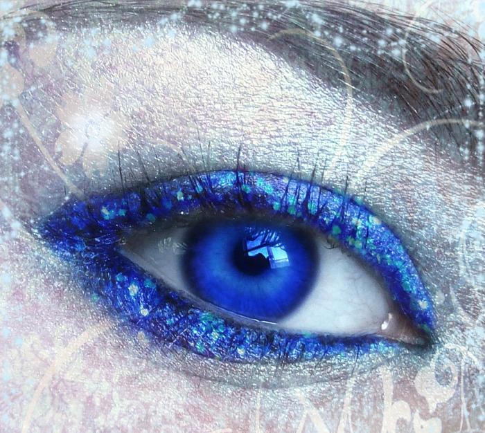 Blue Fairy by Pi-e-Lady