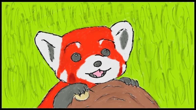 Red Panda by Benjamillion